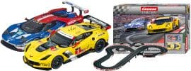 Carrera 25218 Evolution Extreme Power  | Autorennbahn Grundpackung 1:32 online kaufen