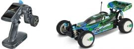 CARSON 500404105 Dirt Warrior Brushless 2.0 2.4GHz | RC Auto RTR 1:10 online kaufen