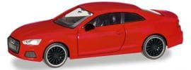 herpa 038805 Audi A5 Coupe Black Edition rot   Automodell 1:87 online kaufen