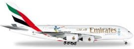herpa 527897 A380 Emirates Cricket World Cup | WINGS 1:500 online kaufen