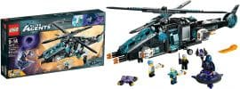 LEGO 70170 UltraCopter vs. AntiMatter | LEGO ULTRA AGENTS online kaufen