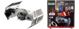 Revell 63602 Model-Set Darth Vaders Tie Fighter | Raumschiff Bausatz 1:121 online kaufen