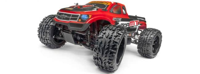 MAVERICK 12623 Strada MT Brushless Monster Truck rot 2.4GHz | RC Auto RTR 1:10