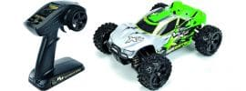 CARSON 500404065 X16 Mini Warrior Truggy Brushed 2.4GHz RTR RC Auto 1:16 online kaufen