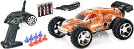 CARSON 500404099 Micro Warrior Truggy DMAX 2.4GHz | RC Auto RTR 1:32 online kaufen