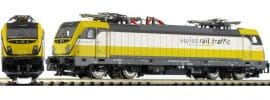 FLEISCHMANN 738902 E-Lok Re 487 swiss rail traffic | DC analog | Spur N online kaufen