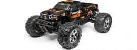 HPI H112609 Savage XL Flux Monster-Truck 2.4GHz | RC Auto RTR 1:8 online kaufen