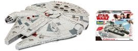 Revell 06765 Star Wars Build and Play Millennium Falcon | Raumfahrt Bausatz 1:164 online kaufen