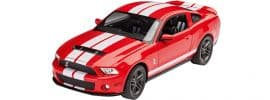 Revell 07044 2010 Ford Shelby GT500 | Auto Bausatz 1:25 online kaufen