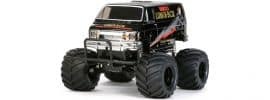 TAMIYA 58546 Lunch Box Black Edition 2WD CW-01 | RC Auto Bausatz 1:12 online kaufen