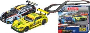 Carrera 30011 Digital 132 GT Race Battle | Autorennbahn Grundpackung 1:32 kaufen