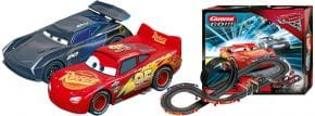 Carrera 62418 Go!!! Disney/Pixar Cars 3 Finish First | Autorennbahn Grundset 1:43 kaufen