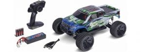 CARSON 500402129 Bad Buster 2.0 4WD X10 | 2.4GHz | RC Auto Komplett-RTR 1:10 kaufen