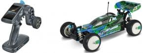 CARSON 500404105 Dirt Warrior Brushless 2.0 2.4GHz | RC Auto RTR 1:10 kaufen