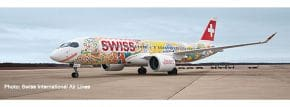 herpa 559935 Airbus A220-300 Swiss International Airlines Fete des Vignerons Flugzeugmodell 1:200 kaufen