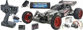 TAMIYA 84435SET DT-03 Racing Fighter Black Komplett RC Auto Bausatz 1:10 kaufen