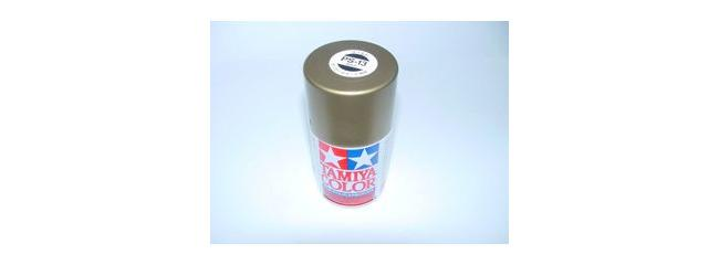 TAMIYA PS-13 gold Lexanfarbe Spray # 86013
