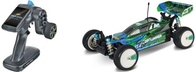 CARSON 500404105 Dirt Warrior Brushless 2.0 2.4GHz | RC Auto RTR 1:10
