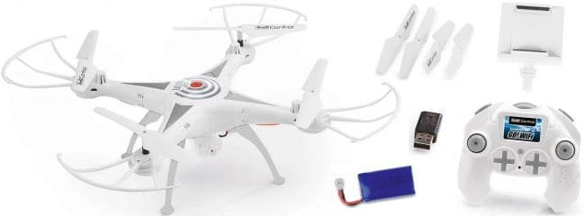 Revell 23856 Quadcopter GO! WIFI | Kamera | RC Multikopter RTF