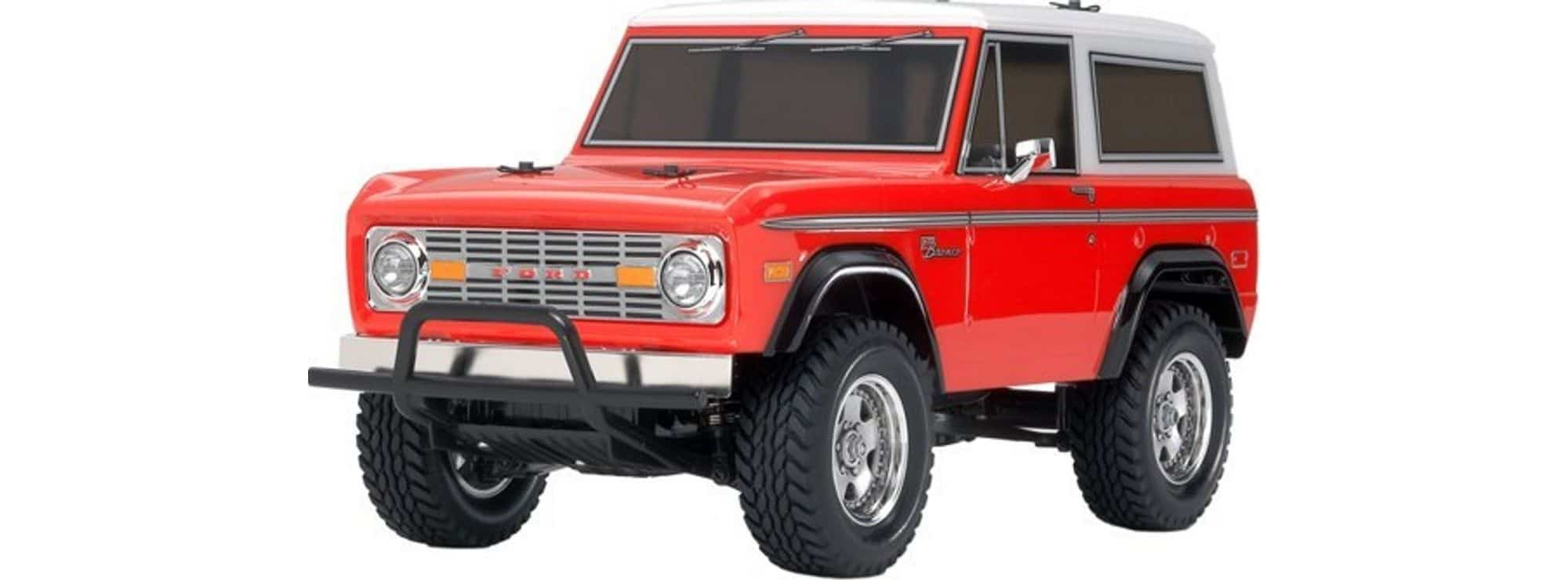 tamiya 58469 1 10 rc ford bronco 1973 cc 01 online kaufen bei modellbau h rtle. Black Bedroom Furniture Sets. Home Design Ideas
