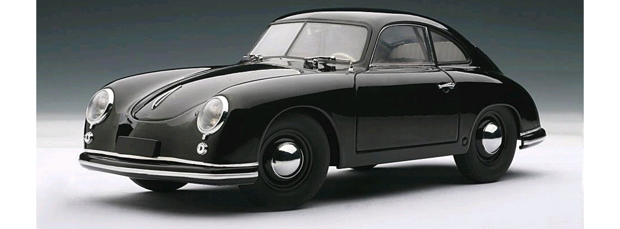 ausverkauft autoart 77946 porsche 356 coup 1950. Black Bedroom Furniture Sets. Home Design Ideas
