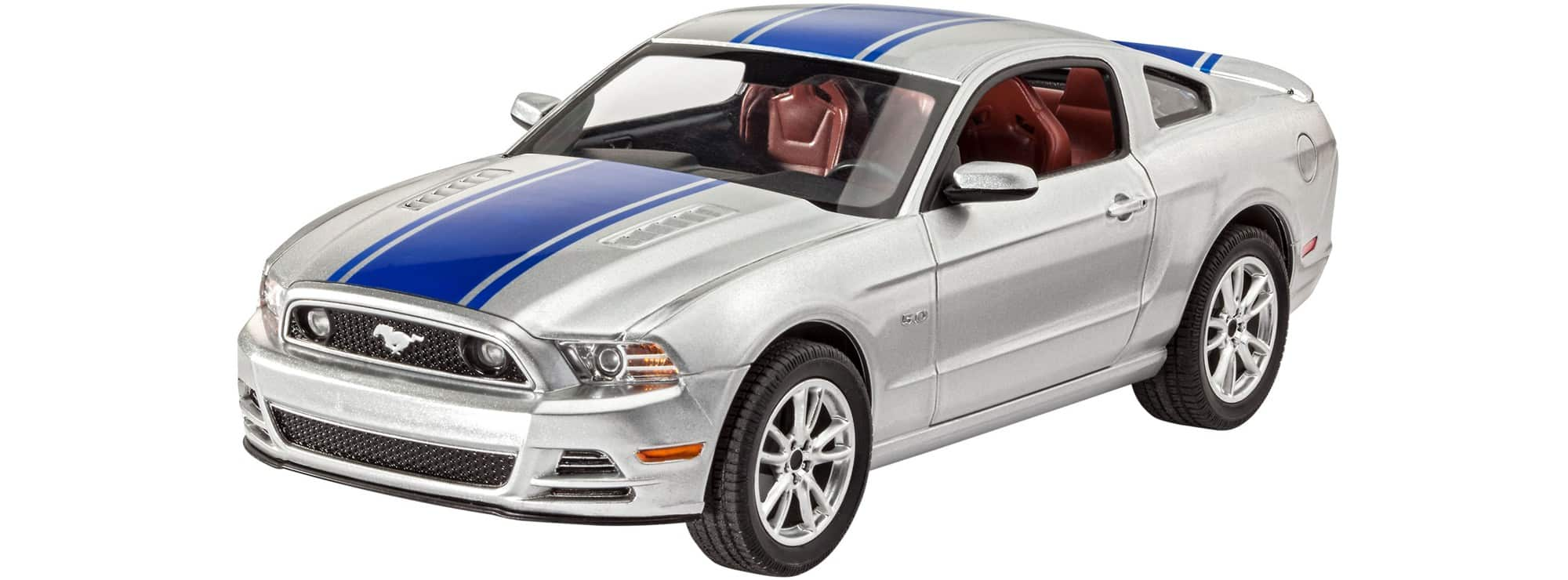 revell 07061 ford mustang gt 2014 auto bausatz 1 24 online kaufen bei modellbau h rtle. Black Bedroom Furniture Sets. Home Design Ideas