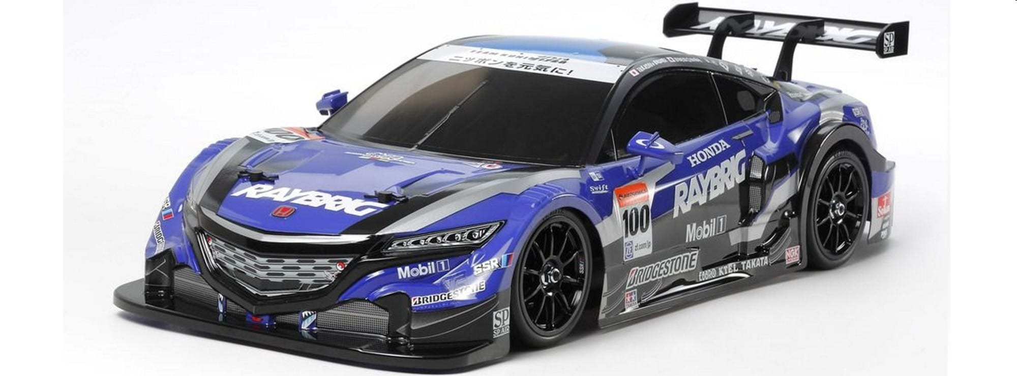 tamiya 51563 raybrig nsx concept gt unlackierte. Black Bedroom Furniture Sets. Home Design Ideas