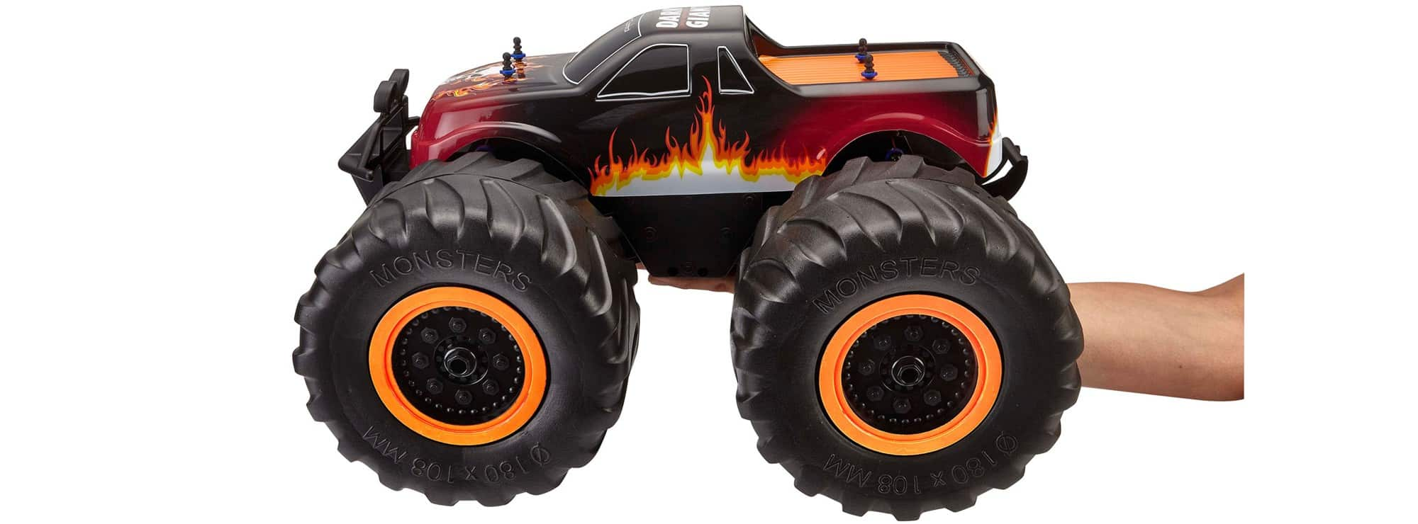 ausverkauft revell 23511 monster truck dark giant 2 4ghz. Black Bedroom Furniture Sets. Home Design Ideas